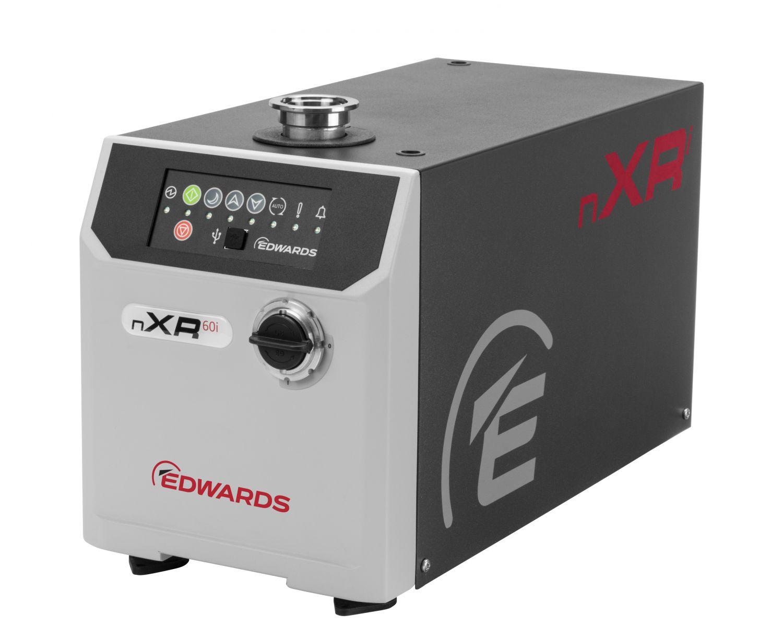 Jaunums No EDWARDS: Augstas Veiktspējas Kompakti Bezeļļas NXRi-sērijas Vakuumsūkņi