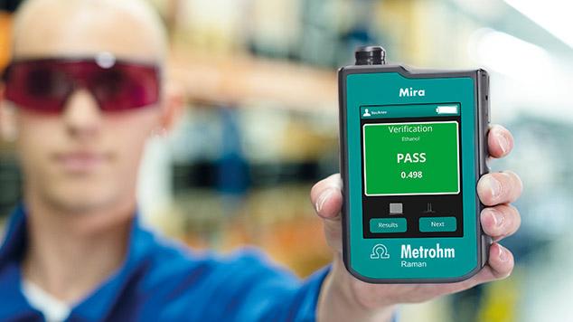 Bīstamu Vielu Identifikācijai Lauka Apstākļos – Jaunais Portatīvais RAMAN Spektrometrs No Metrohm